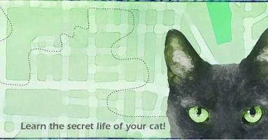 Koliko daleko mačke lutaju?